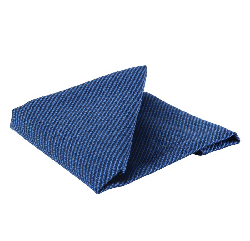 Pocket Square Royal Blue photo 0