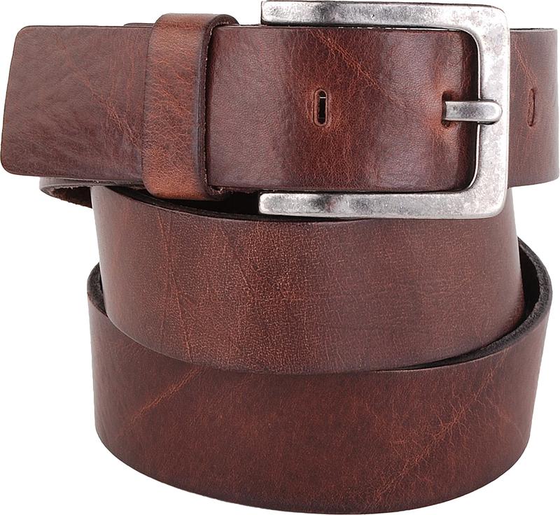 Profuomo Belt Polosh Brown