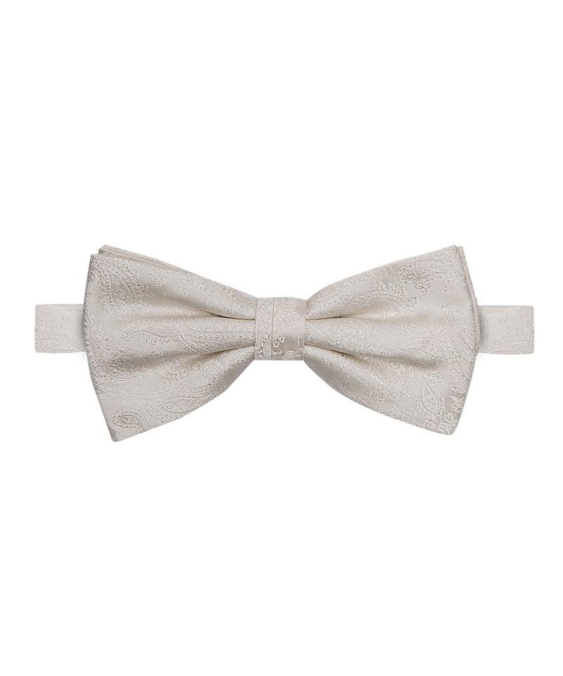 Profuomo Bow Tie Paisley