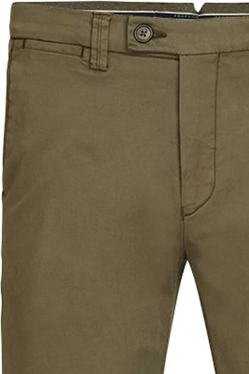 Profuomo Chino Garment DYE Green photo 1