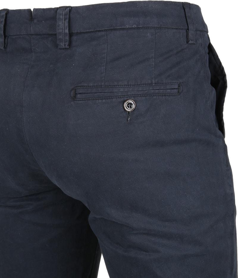 Profuomo Chino Garment DYE Navy foto 1