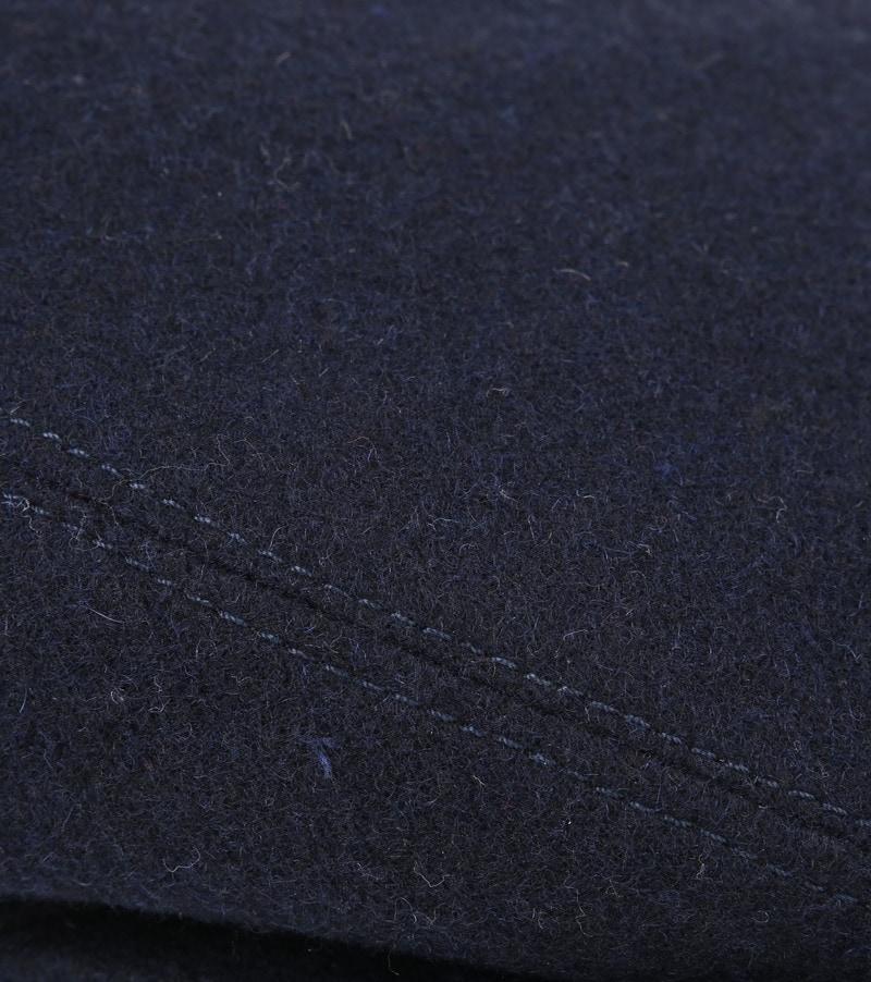 Profuomo Flat Cap Dunkelblau Foto 1