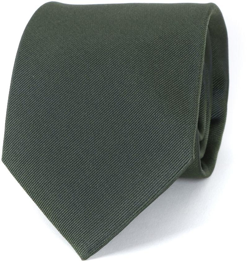 Profuomo Krawatte Army 16H Foto 0