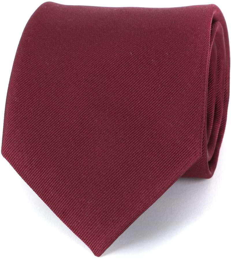 Profuomo Krawatte Bordeaux 16S Foto 0