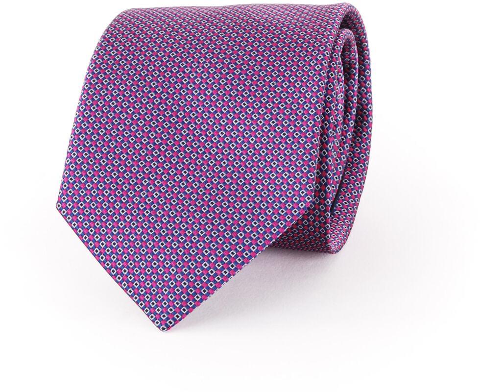 Profuomo Krawatte Fuchsia Design 04B