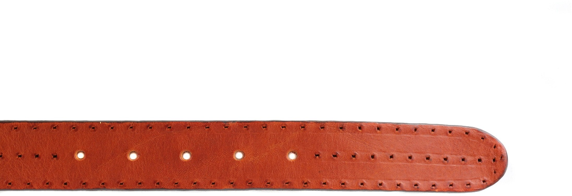 Profuomo Leather Belt Berlin Cognac photo 2