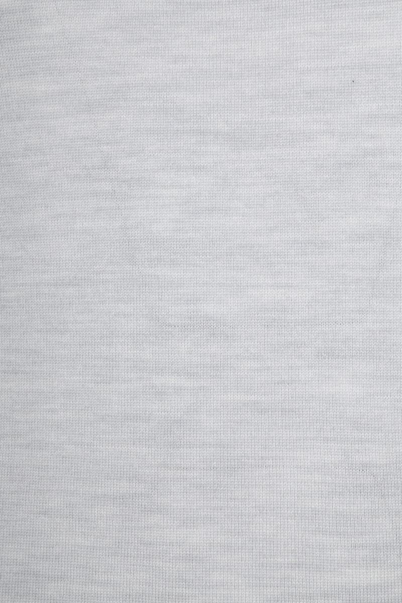 Profuomo Longsleeve Poloshirt Grey photo 2