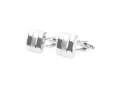 Profuomo Manchetknopen Zilver  online bestellen | Suitable