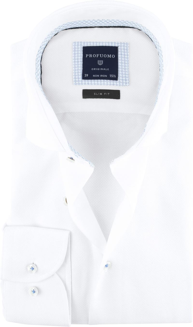 Profuomo Originale Shirt White photo 0
