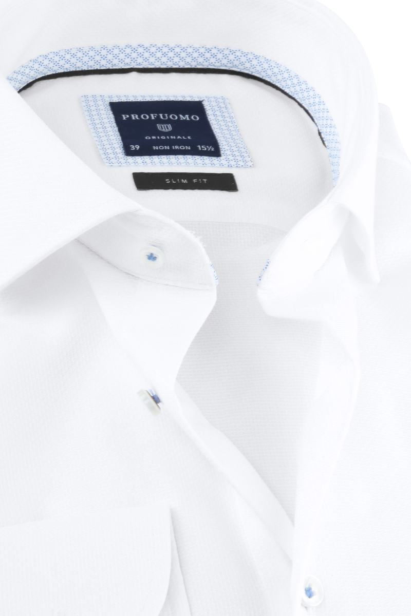 Profuomo Originale Shirt White photo 1