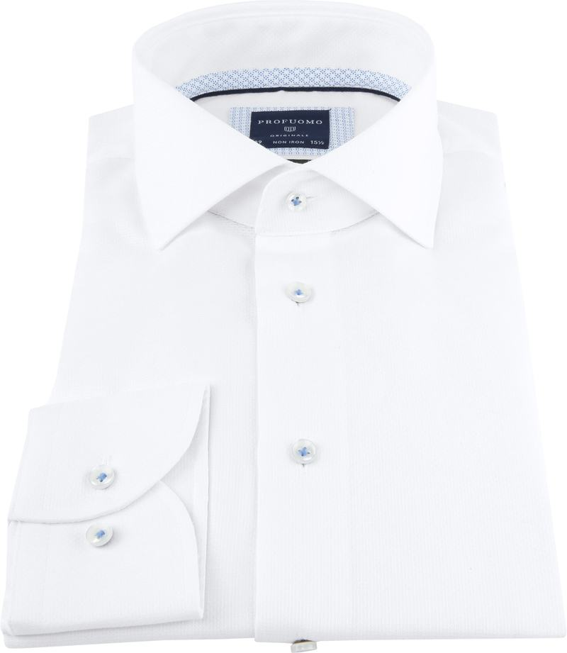 Profuomo Originale Shirt White photo 2