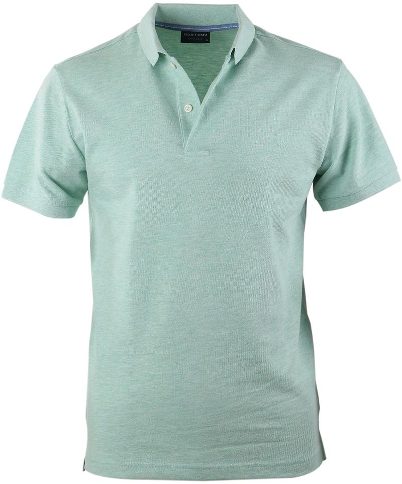 Profuomo Poloshirt Groen  online bestellen | Suitable
