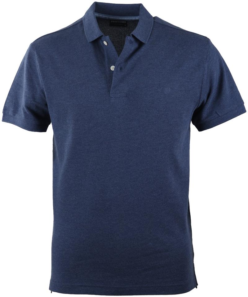 Profuomo Poloshirt Indigo  online bestellen   Suitable