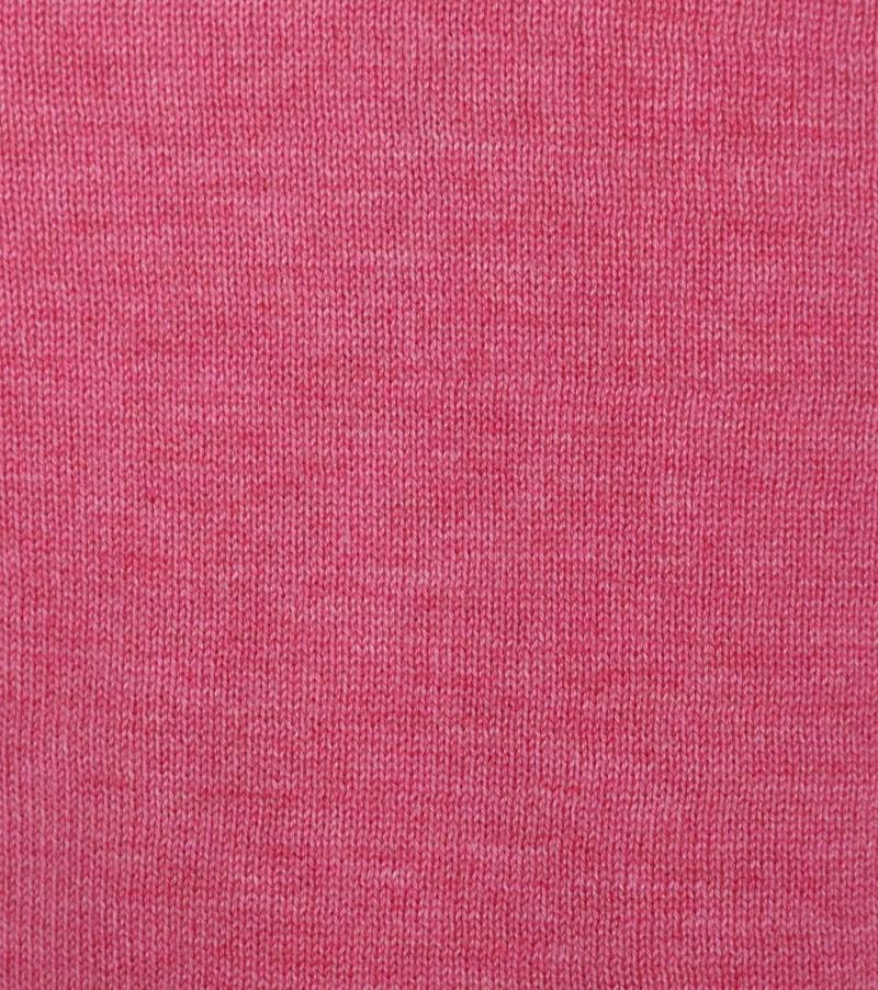 Profuomo Pullover V-Hals Fuchsia foto 1