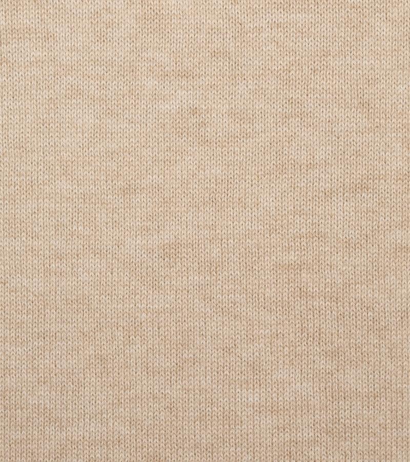 Profuomo Pullover V-Hals Sand Foto 1