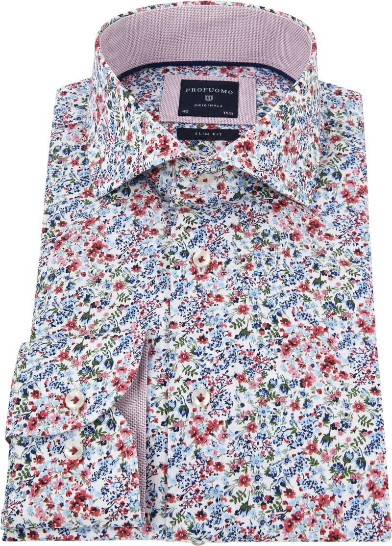 Profuomo Shirt Flowers photo 2