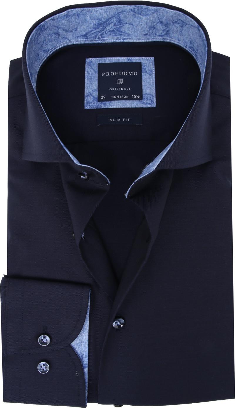 Profuomo Shirt SF Dark Navy photo 0