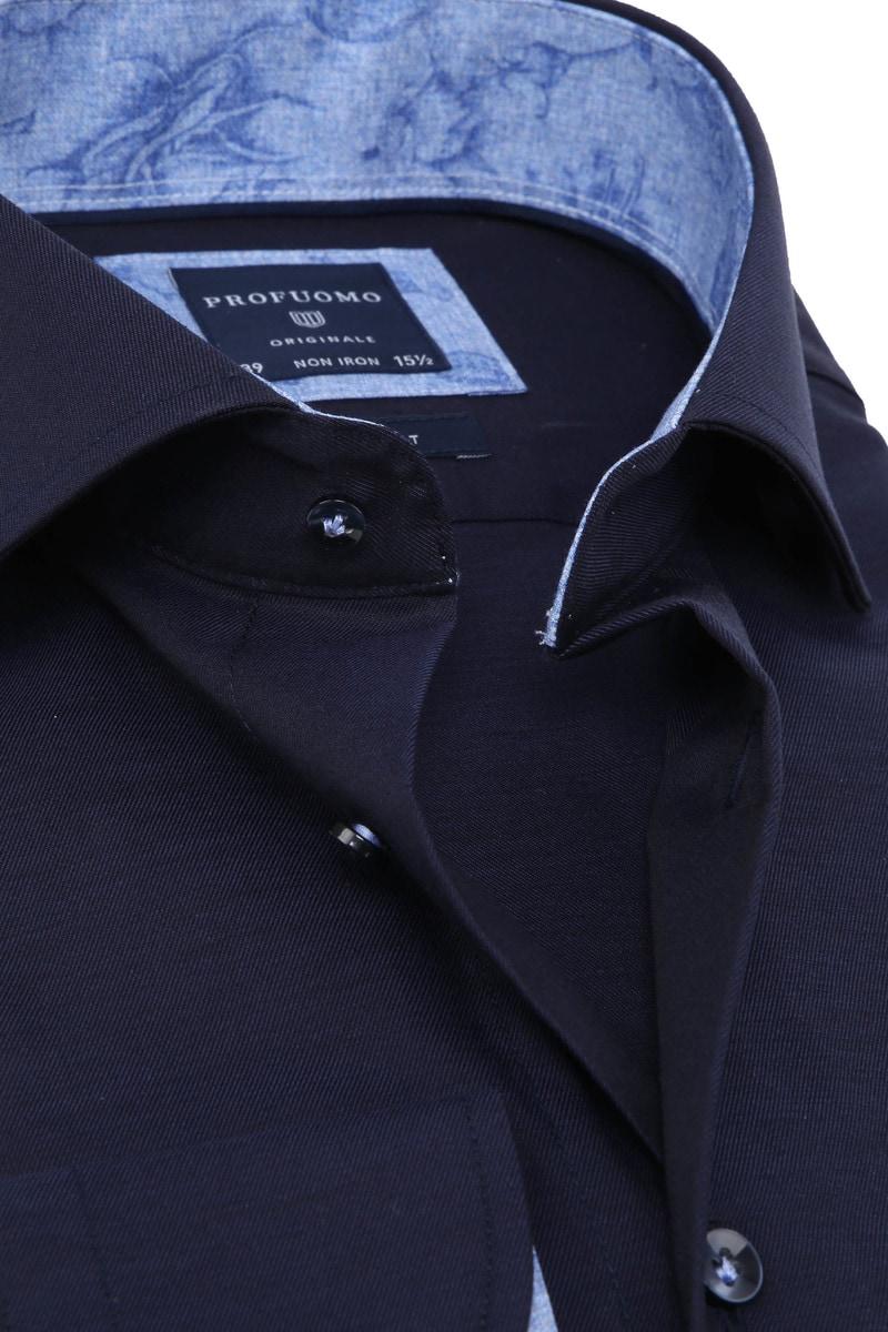 Profuomo Shirt SF Dark Navy photo 1