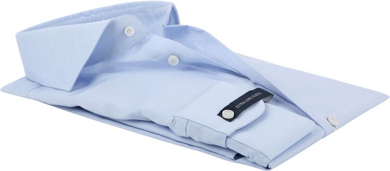 Profuomo Shirt SL7 Cutaway Lichtblauw foto 3