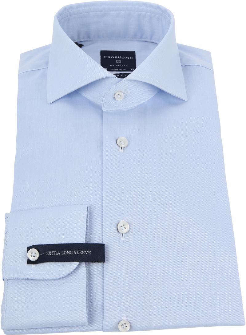 Profuomo Shirt SL7 Cutaway Light Blue Foto 2