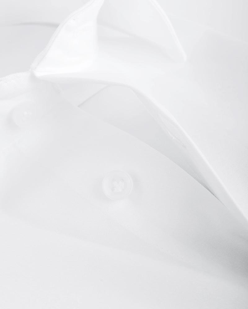 Profuomo Shirt SL7 Cutaway Weiß Foto 1