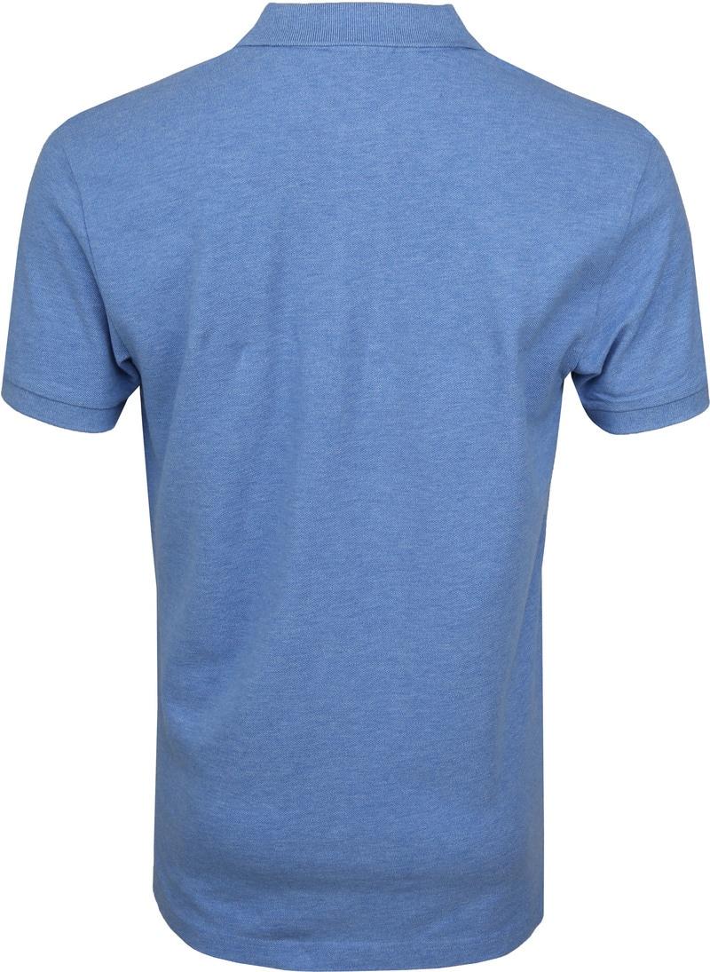 Profuomo Short Sleeve Poloshirt Blau Foto 3