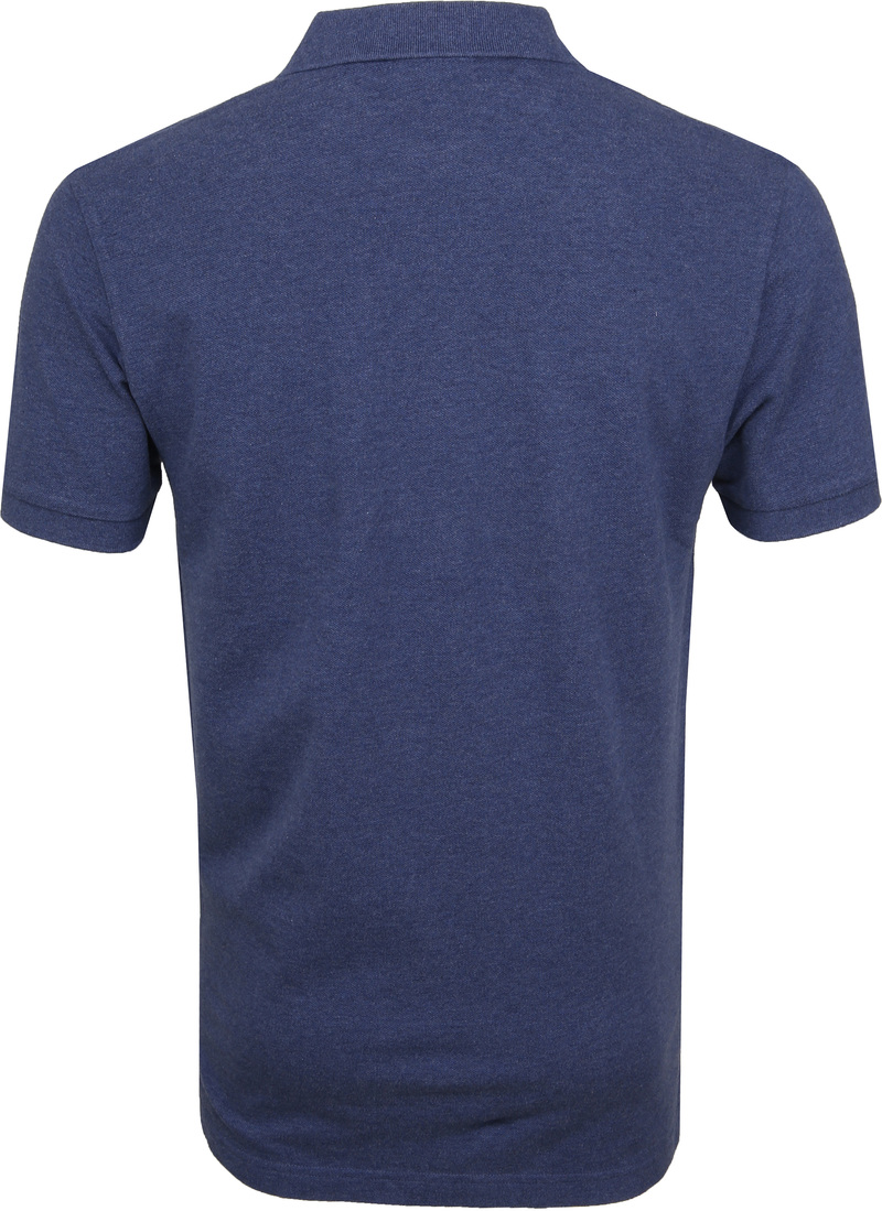 Profuomo Short Sleeve Poloshirt Indigo photo 3