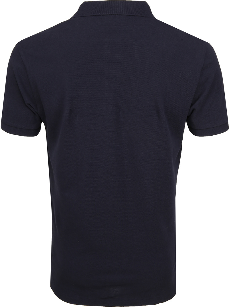 Profuomo Short Sleeve Poloshirt Navy photo 3