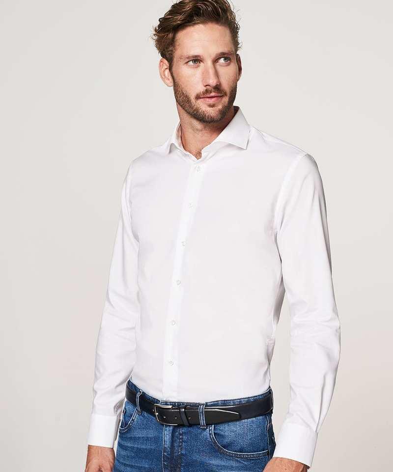 Profuomo Slim Fit Shirt Cutaway photo 4