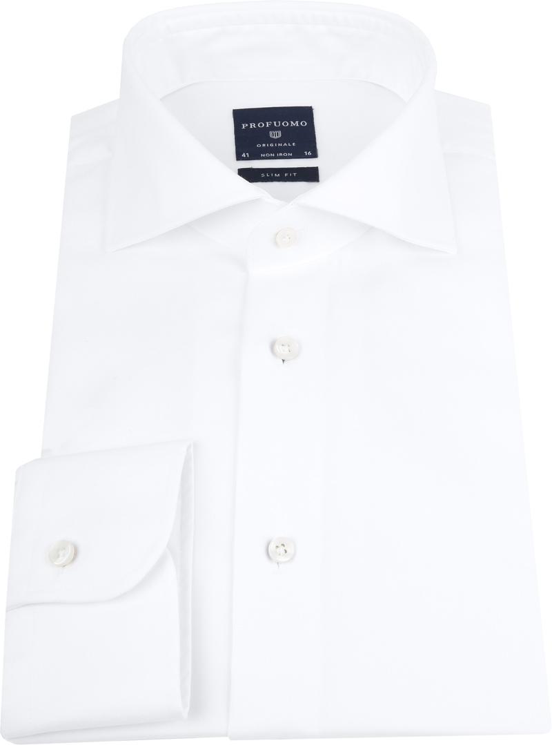 Profuomo Slim Fit Shirt Cutaway photo 2