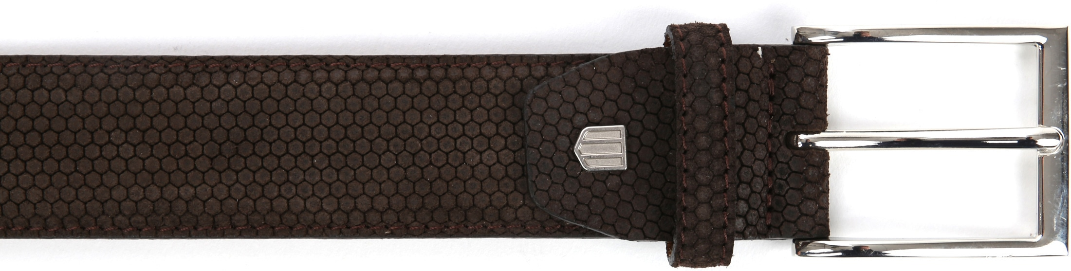 Profuomo Suede Leather Brown photo 1