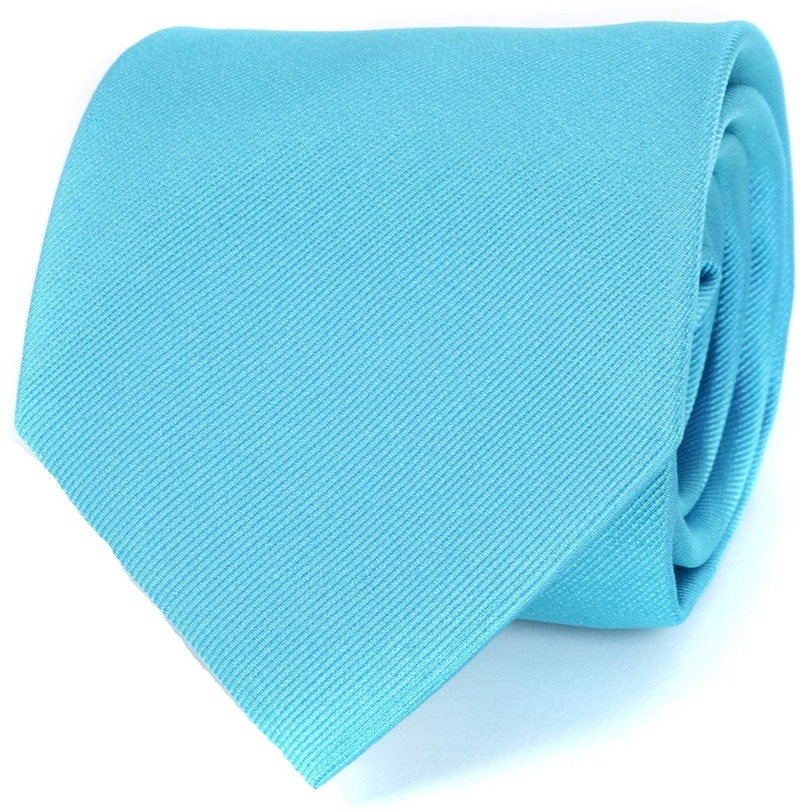 Profuomo Tie Aqua 16C photo 0