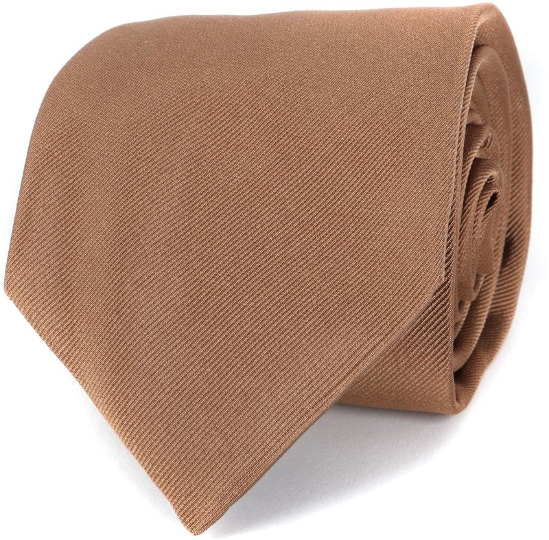 Profuomo Tie Camel 16P photo 0