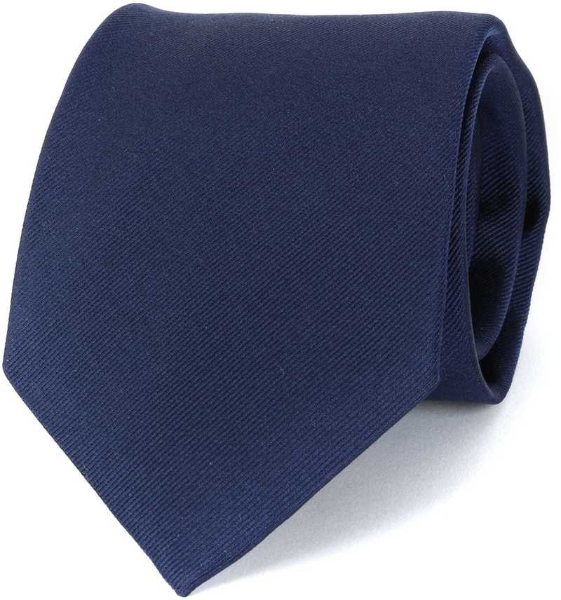 Profuomo Tie Navy 16I photo 0