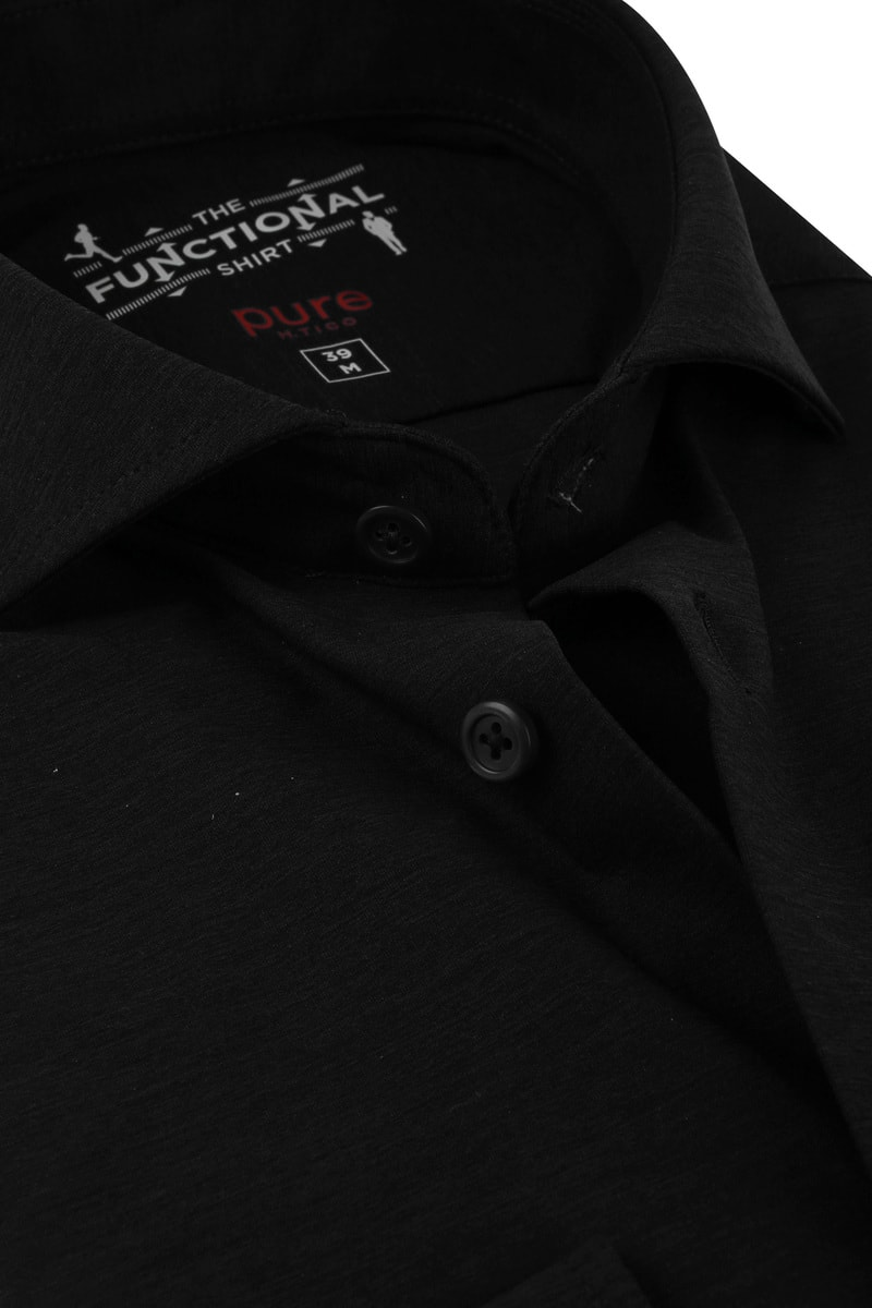 Pure H.Tico The Functional Shirt Black photo 1