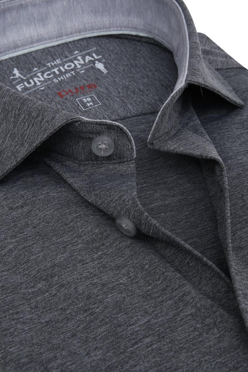 Pure H.Tico The Functional Shirt Dark Grey photo 1