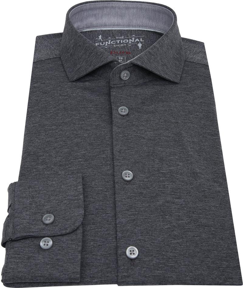 Pure H.Tico The Functional Shirt Dark Grey photo 2