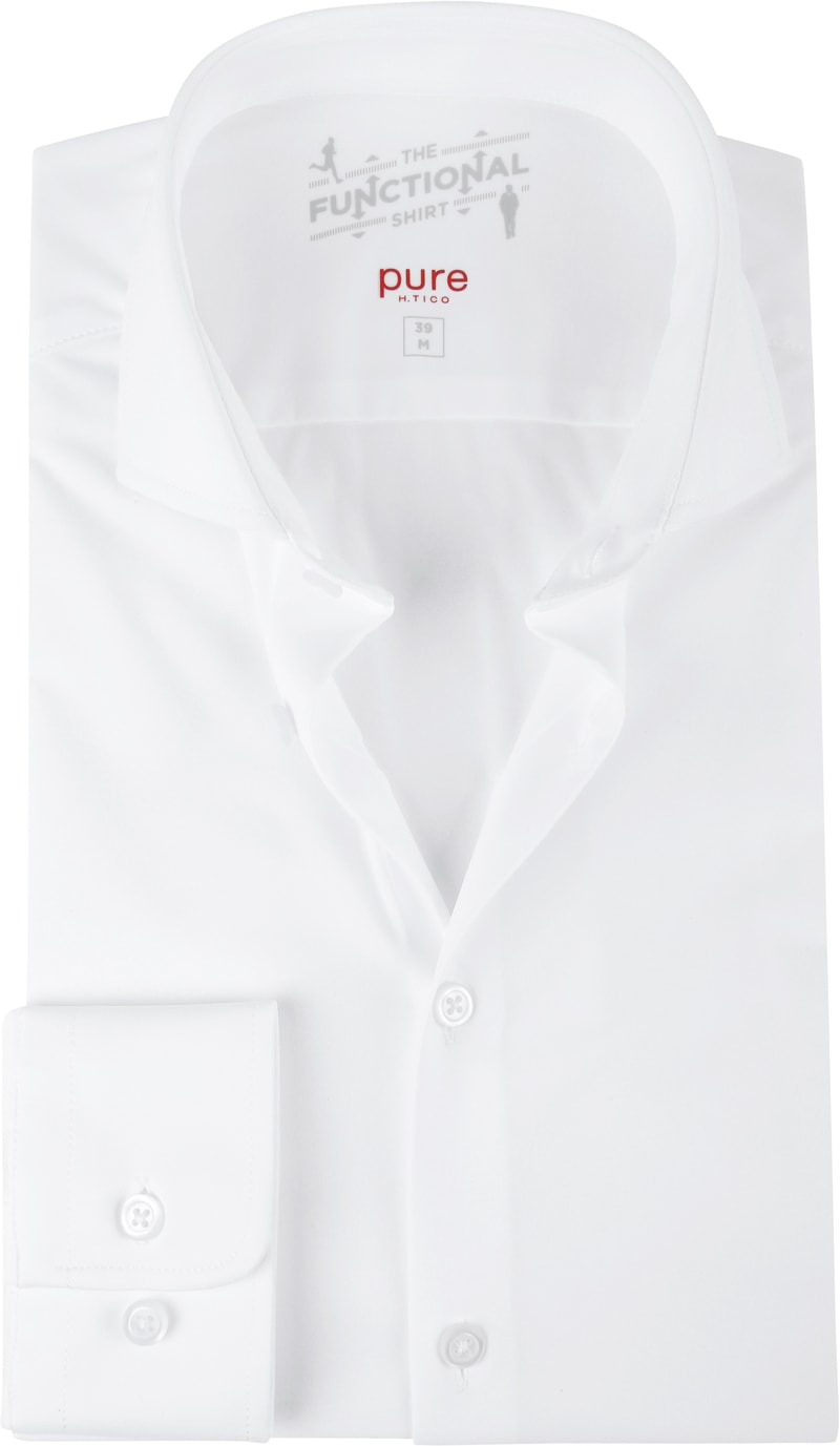 Pure H.Tico The Functional Shirt White photo 0