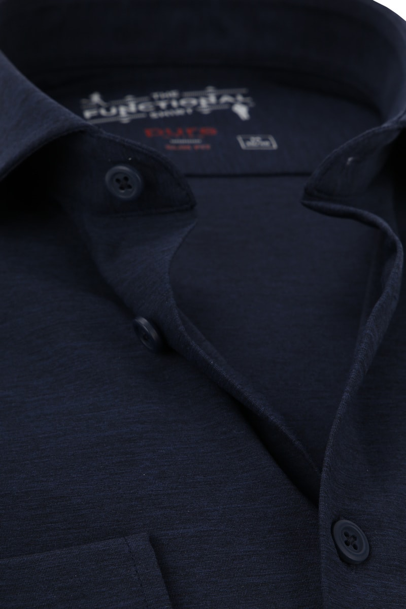 Pure The Functional Shirt Navy photo 1