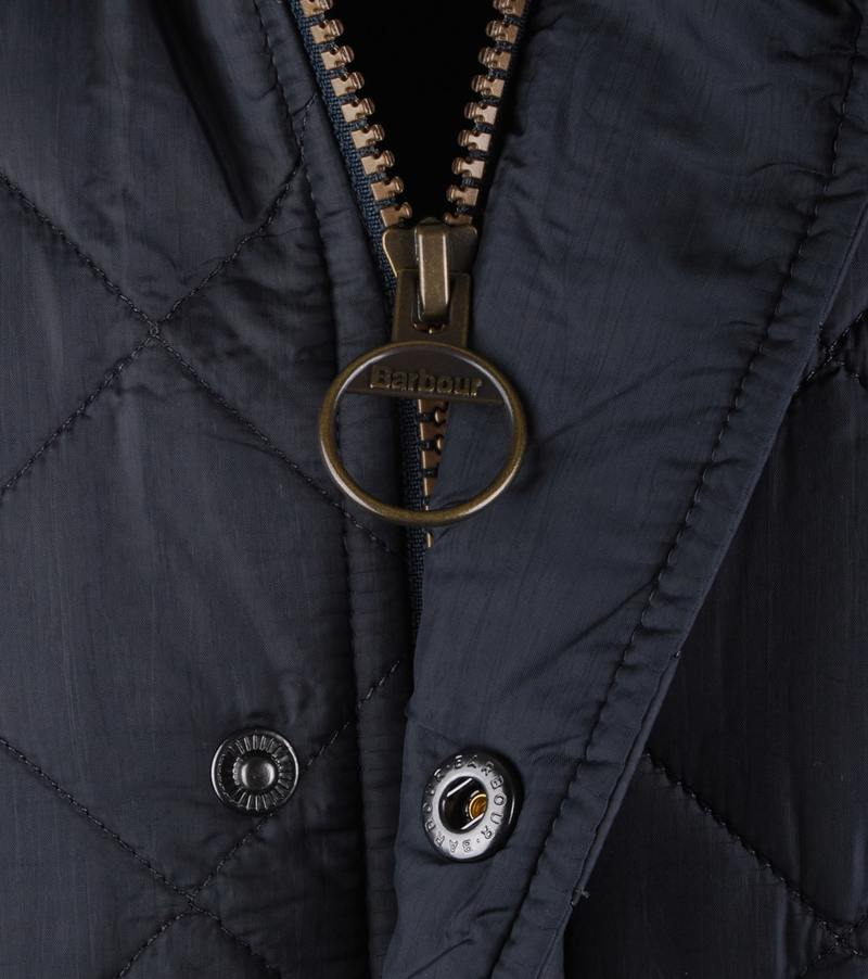 Quilted Jas Barbour Chelsea foto 2