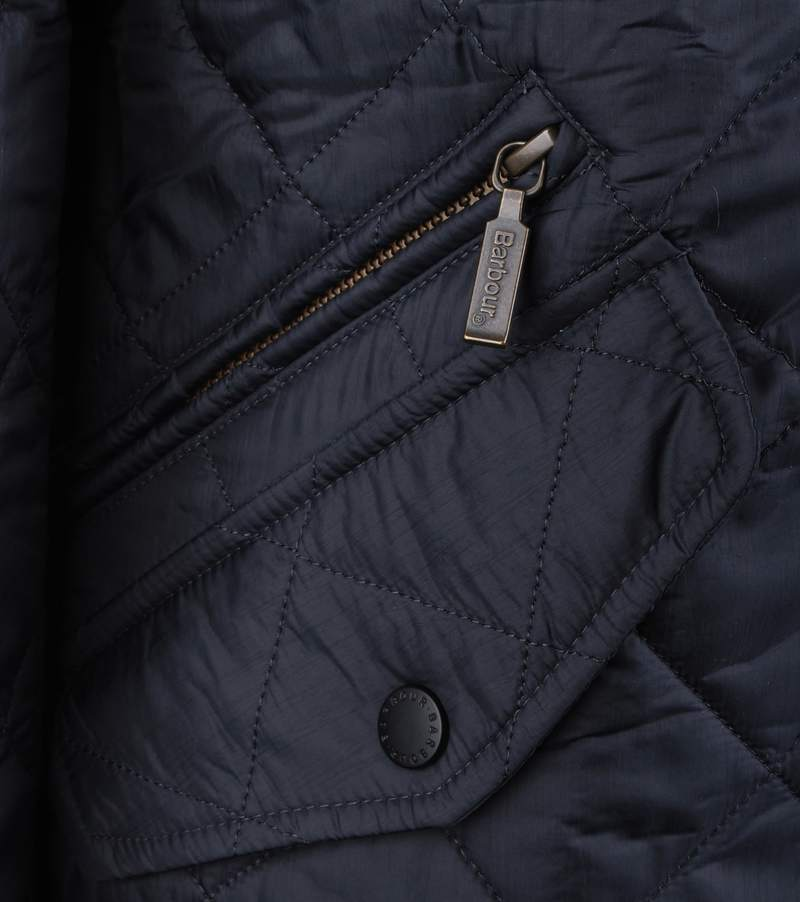 Quilted Jas Barbour Chelsea foto 3