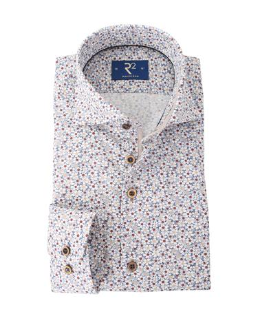 R2 Bloemetjesoverhemd  online bestellen   Suitable