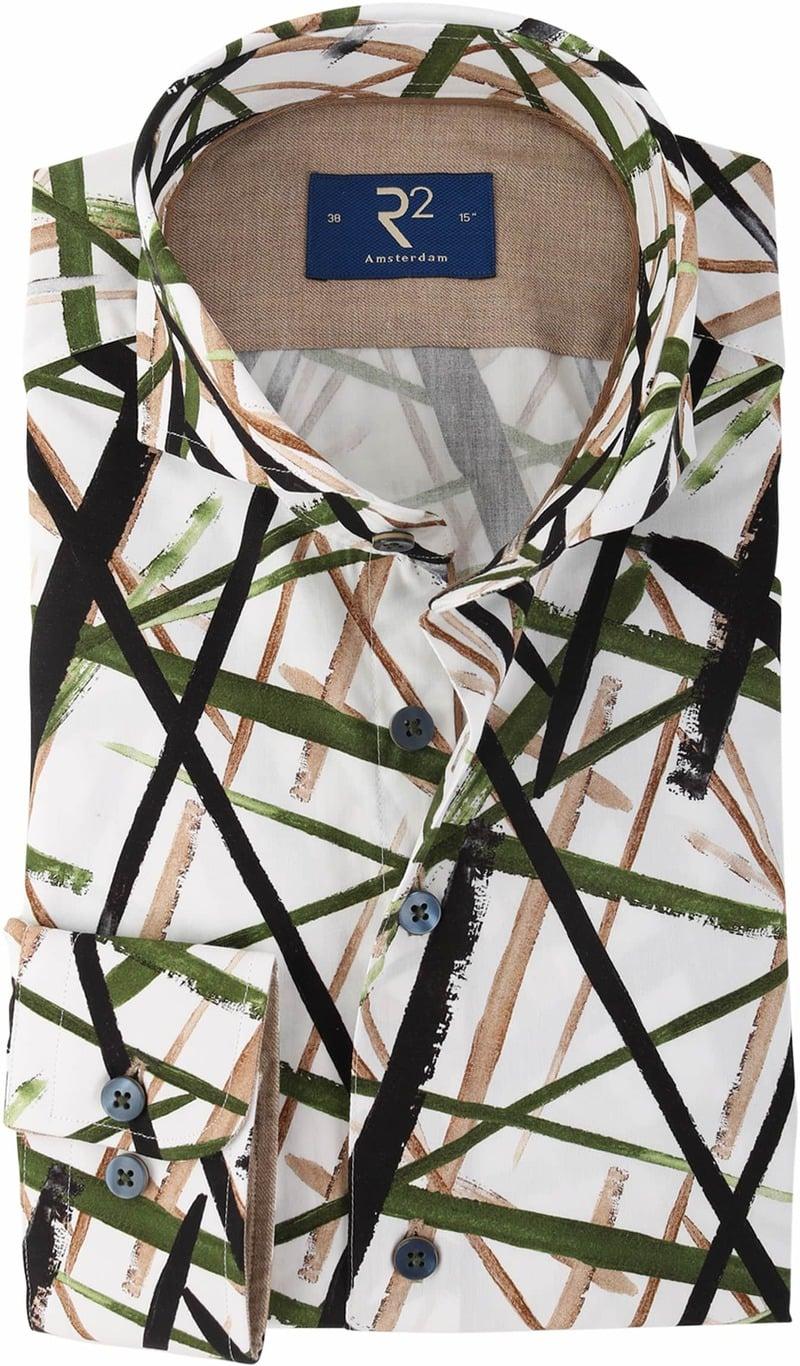 R2 Overhemd Bamboe  online bestellen | Suitable