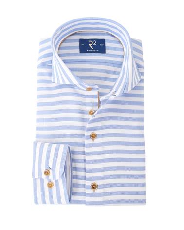 R2 Overhemd Blauwe Streep  online bestellen   Suitable