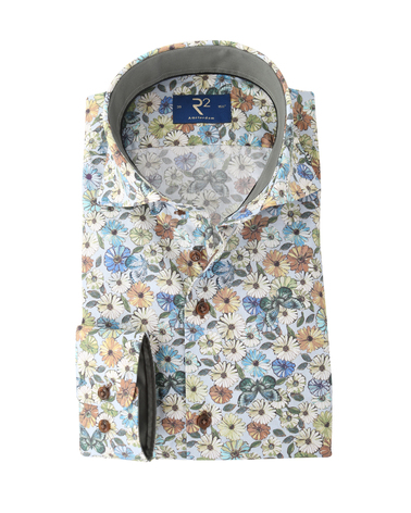 R2 Overhemd Flower Power  online bestellen | Suitable