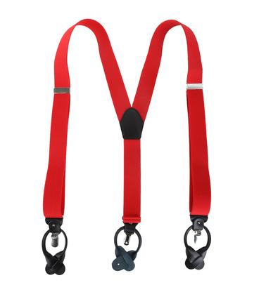 Rode Bretels Luxe foto 1