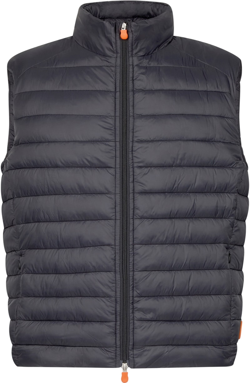 Save The Duck Bodywarmer Ebony Dark Blue photo 0