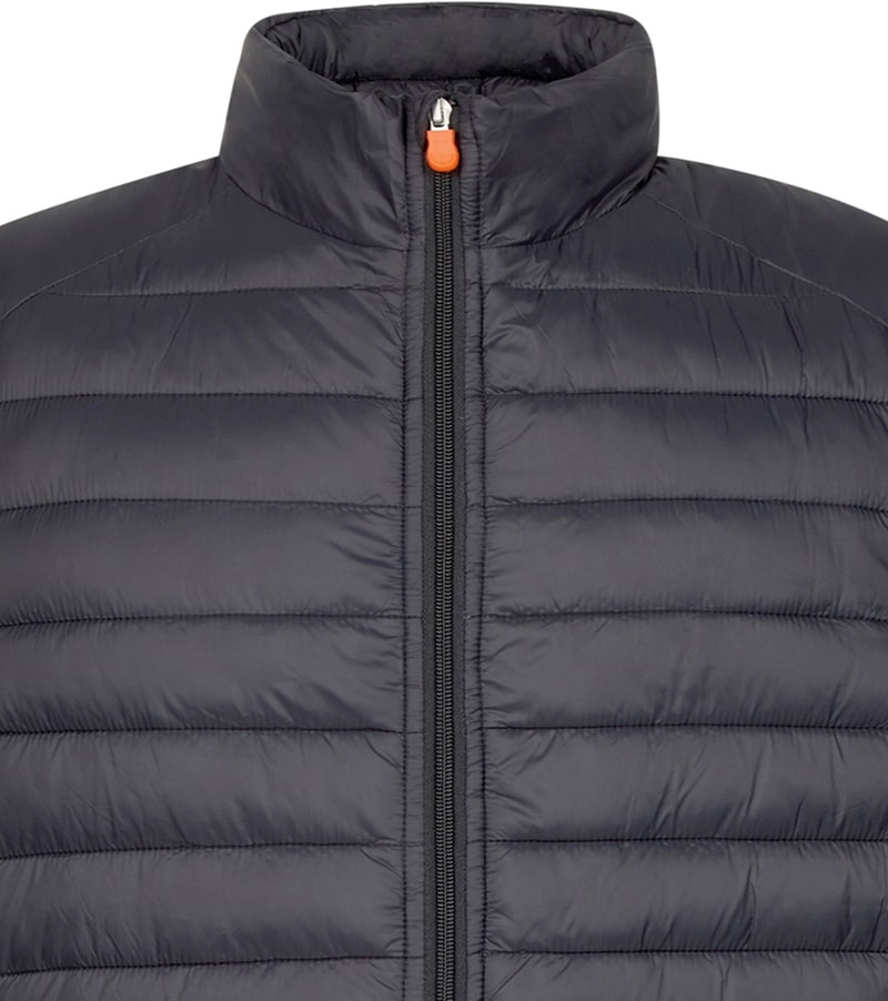 Save The Duck Bodywarmer Ebony Dark Blue photo 1