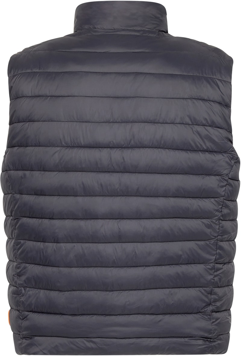Save The Duck Bodywarmer Ebony Dark Blue photo 2