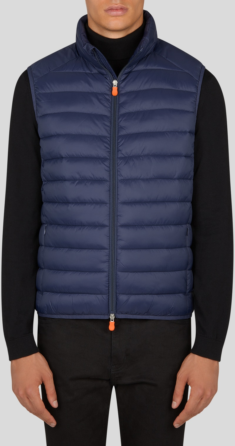 Save The Duck Bodywarmer Navy foto 3